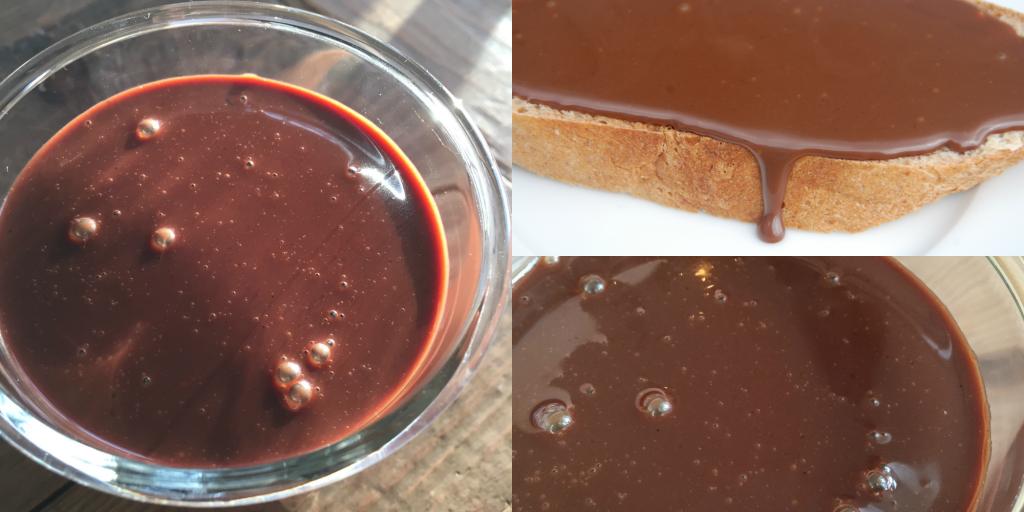 Chokoladesmørepålæg