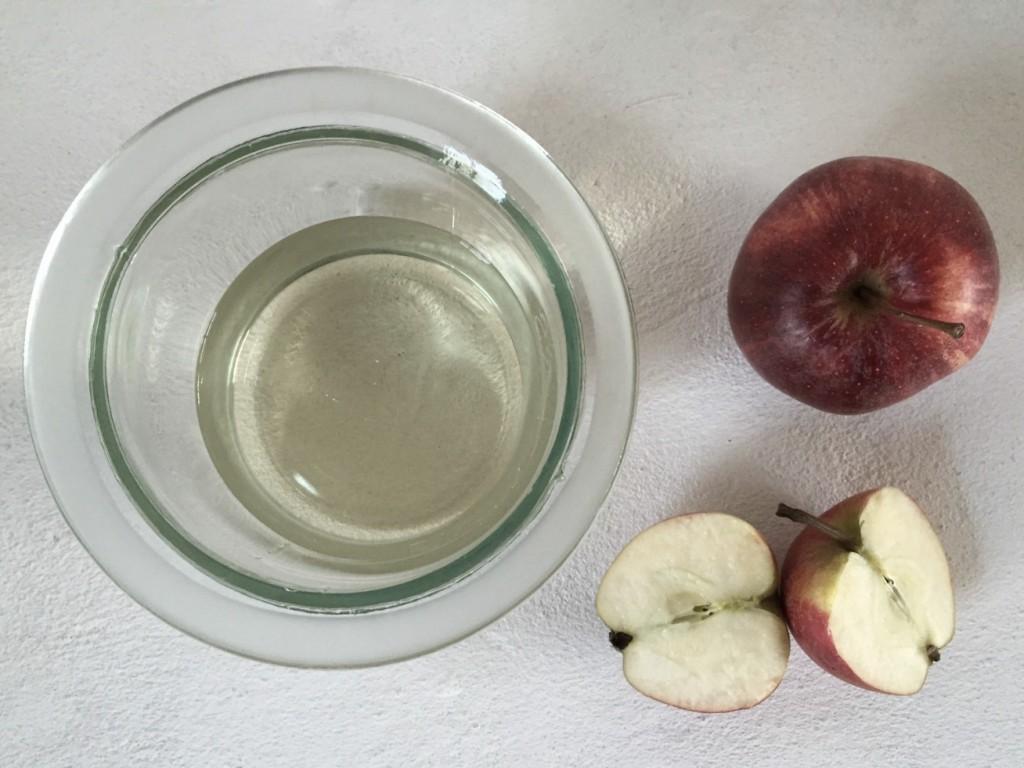 Æblecidereddike gør håret blankt