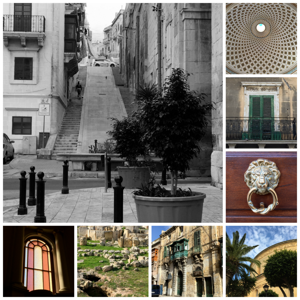Malta er smuk og har kultur