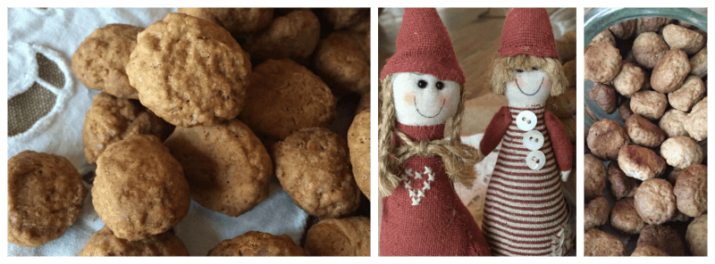 Pebernødder og nisser