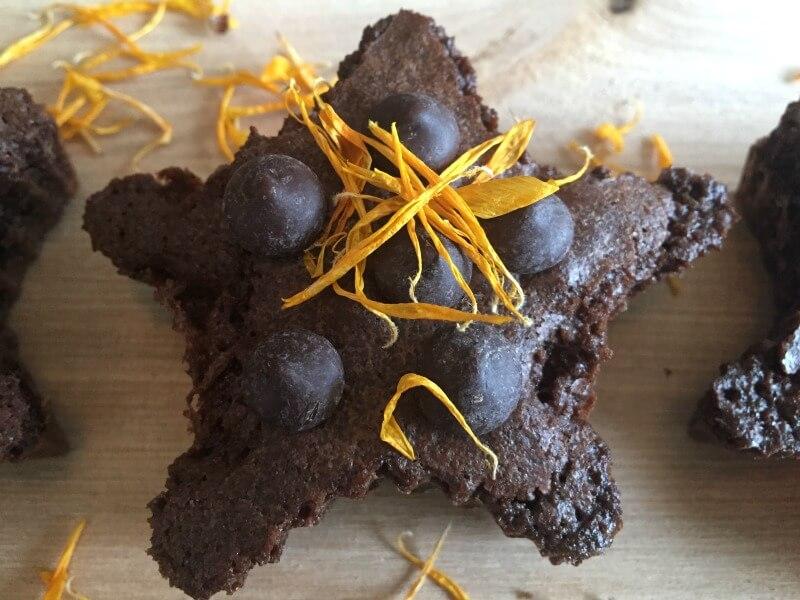 Lækre chokolademuffins