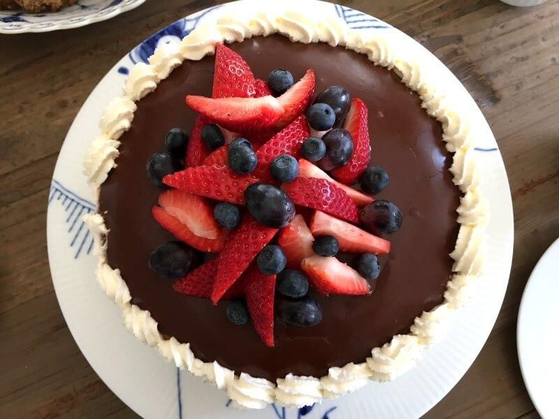 Verdens bedste fødselsdagslagkage