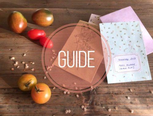 Guide til at lave dine egne tomatfrø
