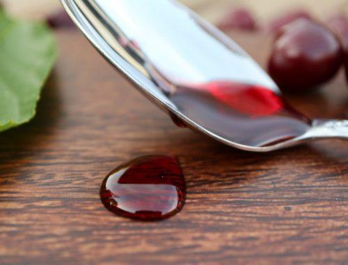 Kirsebærsirup