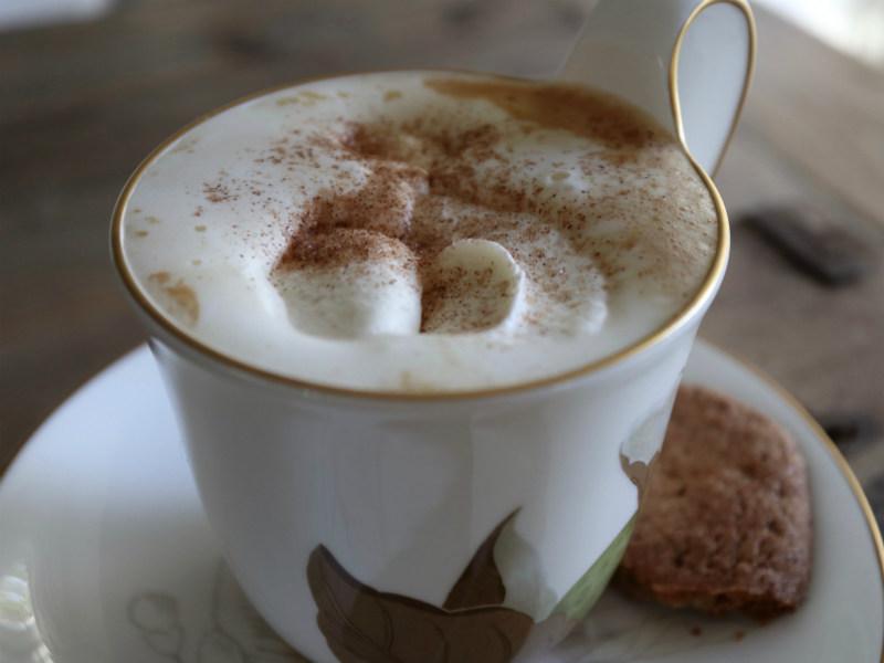 Græskarkaffe