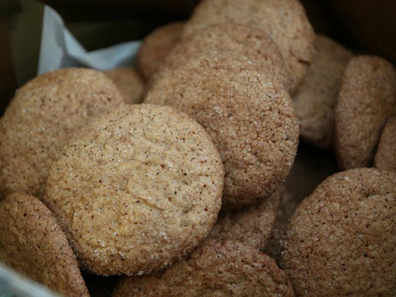 Hjemmelavede kryddercookies