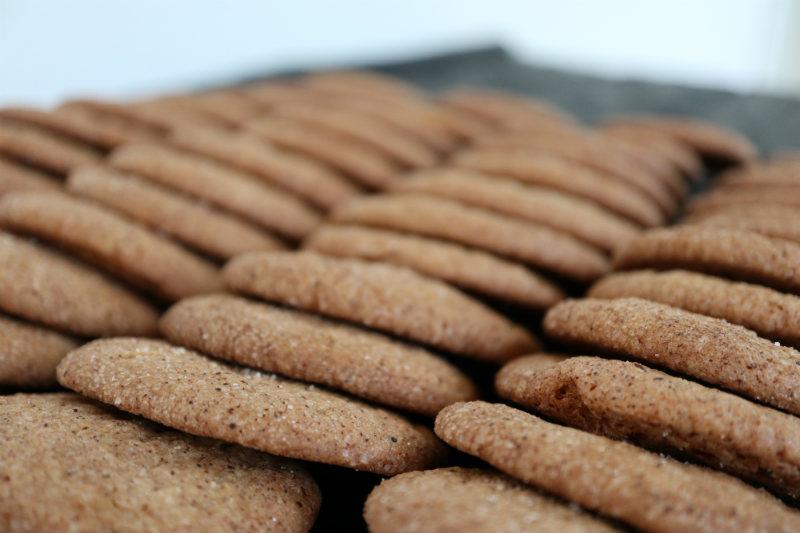 Kryddercookies med græskarsmag