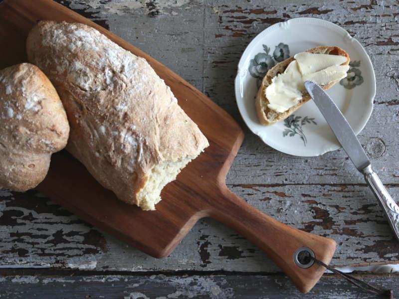 Rustikt brød