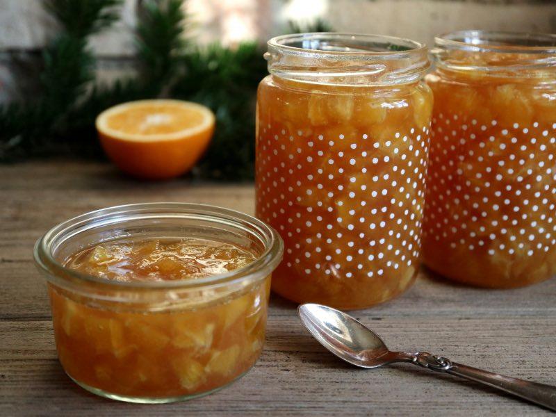 Hjemmelavet appelsinmarmelade