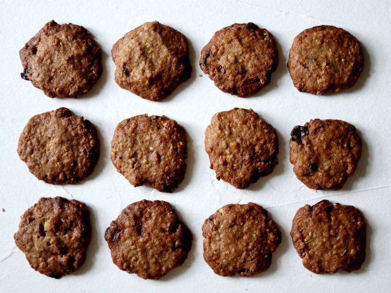 De lækreste cookies