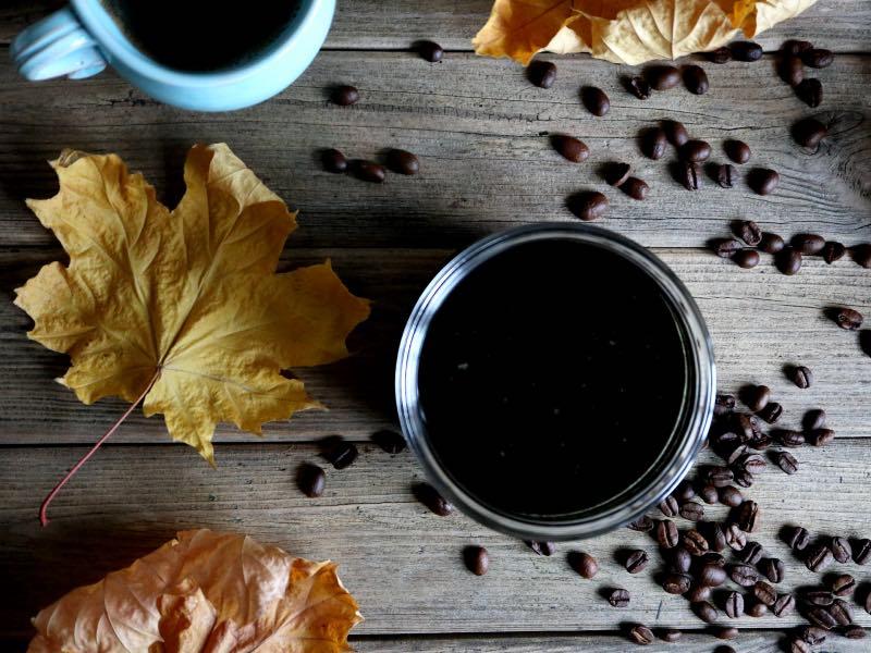 Hjemmelavet kaffesirup