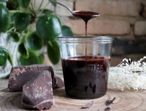 Chokoladesirup