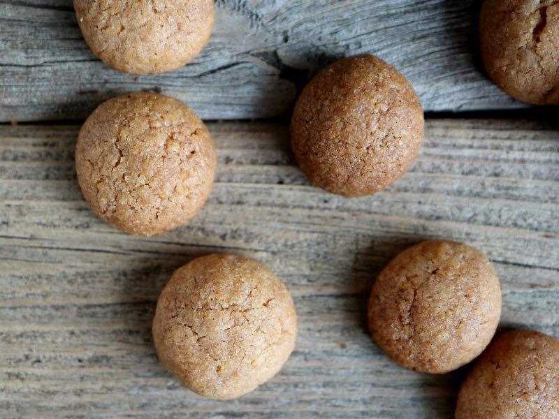De dejligste krydrede pebernødder med smag af anis