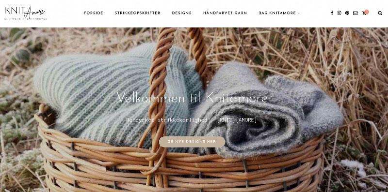 Ny webshop: Knitamore.com