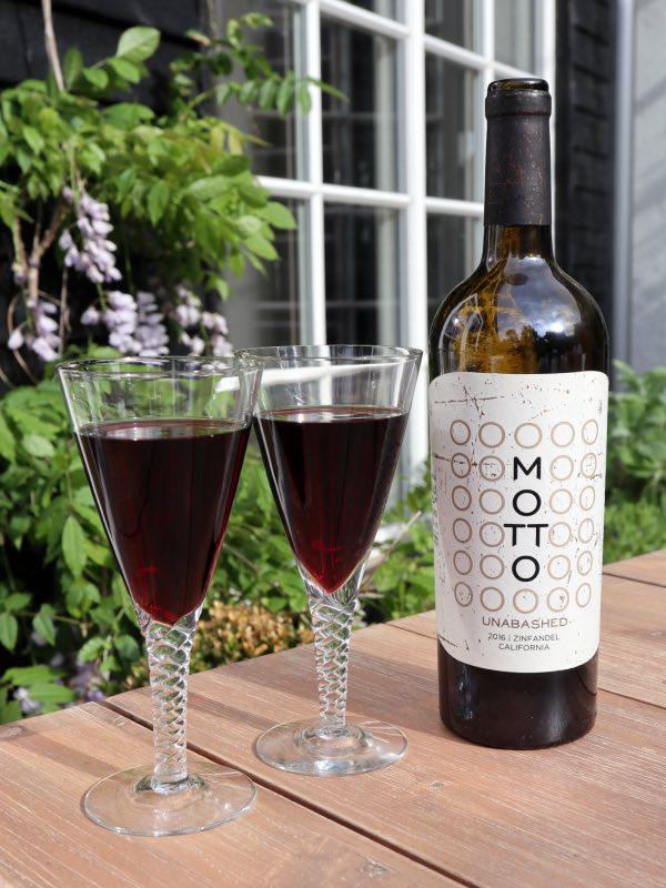 Motto Unabashed rødvin